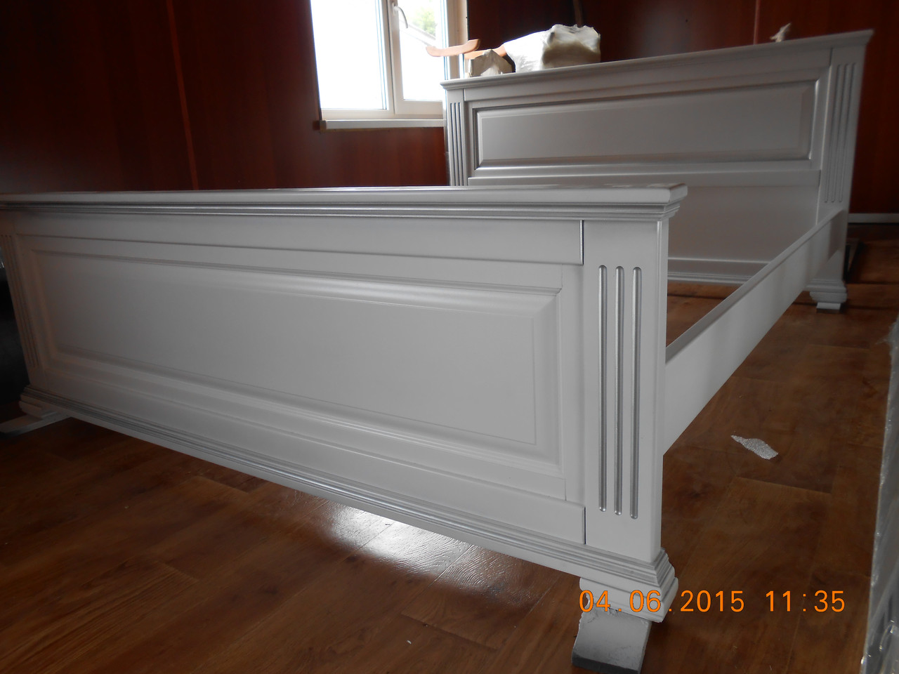 """Кровать 180*200 двуспальная """"Прайм"""" деревянная, фото 1"""