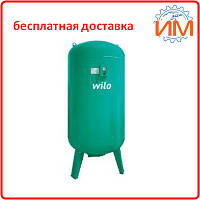 Универсальный мембранный бак WILO-U 80/16, 80 л, 16 бар (1008016) расширительный и гидроаккумулятор