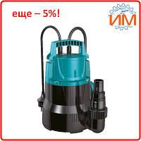 Leo 0,5 кВт 8 м 10 м3/час (773143) Бытовой погружной дренажный садовый насос для откачки воды