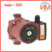 Aquatica 25/8-180 12 м3/час 0.245 кВт с гайками (774141) циркуляционный насос для систем отопления и котлов, оригинальный