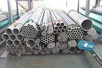 Трубы нержавеющие пищевые AISI 304,201 тонкостенные, толстостенные, полированные, матовые в сортаменте