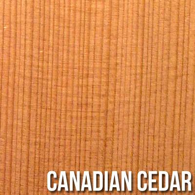 Доска Кедр Канадский Красный