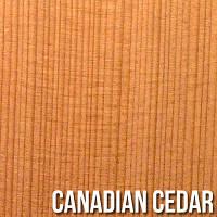 Дошка Канадський Червоний Кедр