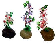 Цветок в камне (8,5х4,5х3,5 см)