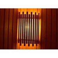 Sauna Pro Ограждение светильника Зигзаг угловое (C-163)