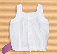 Легкая летняя блуза майка Бемби