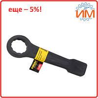 Ключ накидной односторонний ударный 38мм CrV Sigma (6034101)