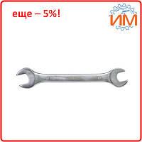 Ключ рожковый 17*19мм CrV satine Sigma (6025781)