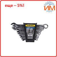 Ключи рожково-накидные Sigma 12шт 6-22мм CrV polished (705612z)
