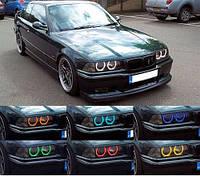 Ангельские глазки BMW E36 —многоцветные