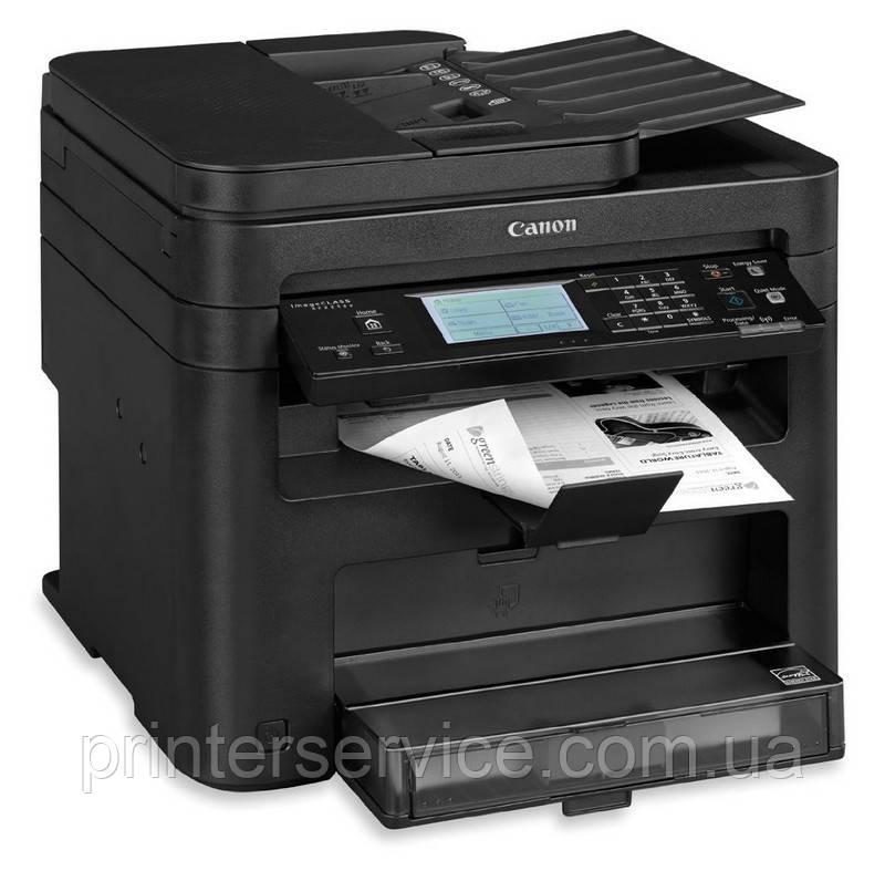 Canon i-SENSYS MF229dw компактный черно белый мфу 4 в 1 c ADF, дуплексом и Wi-Fi