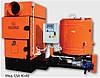 Генератор теплого воздуха на щепе GSA 80 (Италия)