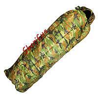 Спальный мешок MIL-TEC Pilot Woodland (185*75 см)14101020