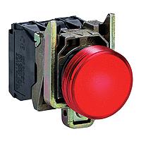 XB4BVB4 Сигнальна лампа22мм 24В червона Schneider Electric