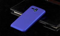 Чехол накладка бампер для Lenovo IdeaPhone A8 Golden Warrior синий
