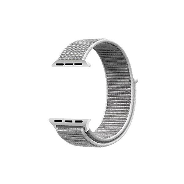 a7a03c1d Ремешок Oneal для Apple Watch Series 2 Sport Loop 42 mm Seashell (49931) -