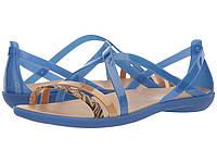 Сандалии Crocs Isabella Graphic Strappy Blue,  (10145310)