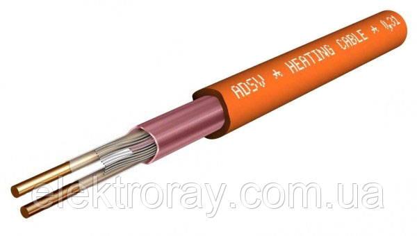 Теплый пол Fenix двужильный кабель 1700 Вт S= 8-14,1 м²