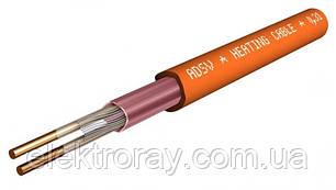 Теплый пол Fenix двужильный кабель 1700 Вт S= 8-14,1 м², фото 2