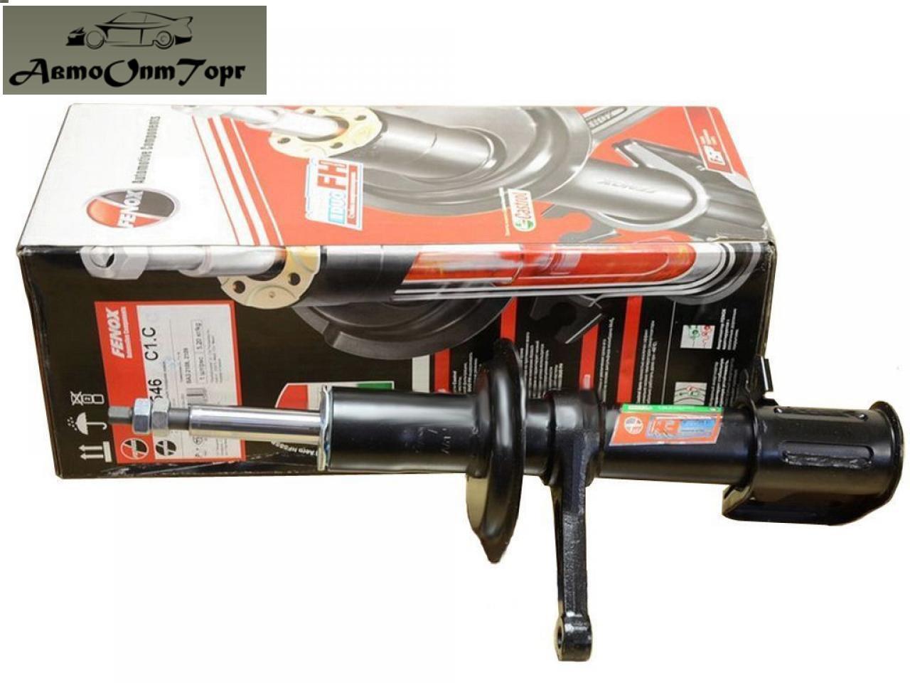 Амортизатор передний левый ВАЗ 2108, 2109, 21099, 2113, 2114, 2115, 2108-2905003, Fenox A61546