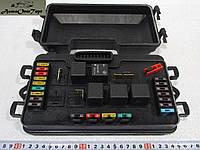 Блок предохранителей (инжектор) ВАЗ 2108, 2109, 21099, 2113, 2114, 2115 нового образца,Калуга,(монтажный блок)