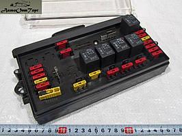 Блок предохранителей ВАЗ 2108, 2109, 21099, 2113, 2114, 2115, старого образца, Россия, 173.3722