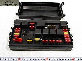 Блок предохранителей старого образца ВАЗ 2108, 2109, 21099, 2113, 2114, 2115, 73.3722-01  (монтажный блок)