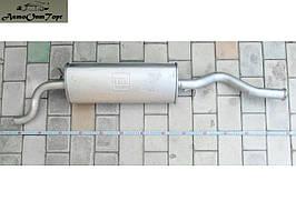 Глушитель ВАЗ Калина, ВАЗ 2108, 2109, Тернополь, 1118-1201005 / 2108-1201005;