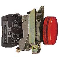 XB4BVM4  Сигнальная лампа 22мм 230-240В Schneider Electric