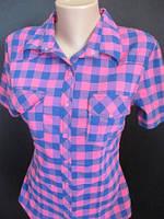 Летние рубашки большого размера женские., фото 1