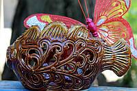 Керамическая рыбка для фруктов