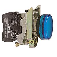 XB4BVM6  Сигнальная лампа 22мм 230-240В Schneider Electric