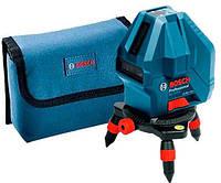 Лазерный уровень нивелир Bosch GLL 3-15 X, фото 5