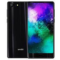 Смартфон Maze Alpha 6/64gb Black Mediatek Helio P20 4000 мАч