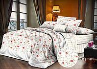 Комплект постельного белья сатин твил  306