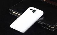 Чехол накладка бампер для Lenovo IdeaPhone A8 Golden Warrior белый