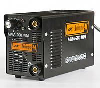 Сварочный инвертор Dnipro-M mini ММА 260 (70127019)