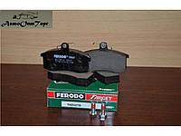 Колодка тормозная передняя ВАЗ 2108, 2109, 21099, Ferodo, TAR-527; (комплект)