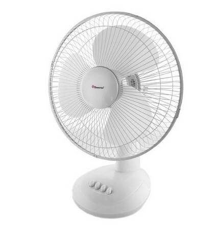 Вентилятор настольный Domotec MS-1625, 30W
