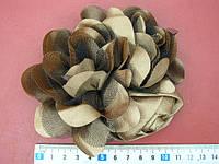 Цветок на одежду