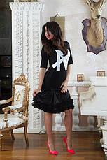 Платье N черное и белое, фото 2
