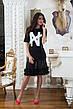 Платье N черное и белое, фото 4