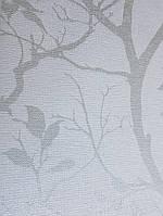 Обои виниловые на флизелиновой основе  GranDeco A10101 Astrid ветки