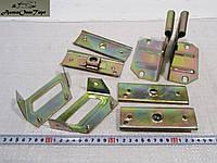 Кронштейн крепления заднего бампера ВАЗ 2108, 2109, 21099, 2113, 2114, 2115, Авто ВАЗ; (комплект)