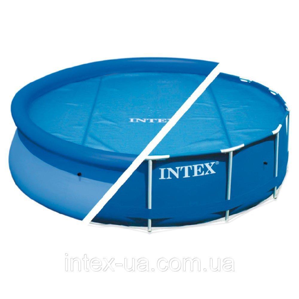 Тент антиохлаждение Intex 29021, для бассейна D-305 см