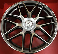 Литые диски Replica Mercedes-Benz MR251 10x21 5x130 ET45 dia84,1 (GMF)