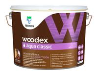 TEKNOS WOODEX AQUA CLASSIC Лессирующий антисептик Бесцветный 2,7л
