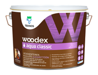 TEKNOS WOODEX AQUA CLASSIC Антисептик на масляной основе Бесцветный 9л