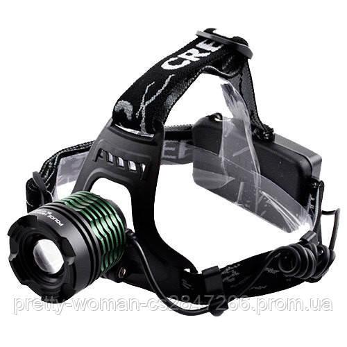 Налобный фонарь POLICE BL-2188B 158000W
