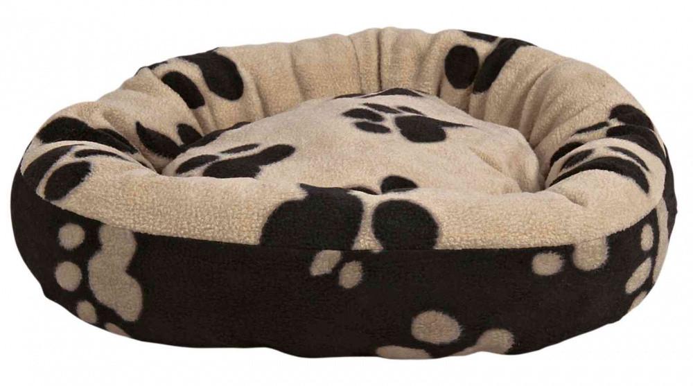 Ліжко Sammy Trixie чорно-бежевий діаметр 70 см